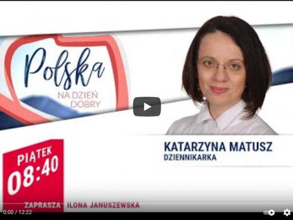 """Katarzyna Matusz """"O niektórych lękach kobiet"""""""
